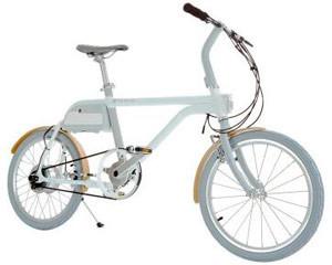 轻客智慧电单车TS01(空)