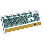 新盟K37背光游戏键盘 键盘/新盟