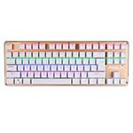 狼蛛契约者F2012机械键盘 键盘/狼蛛