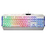 新盟猛禽K700背光游戏键盘 键盘/新盟