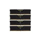 海盗船复仇者LPX 32GB DDR4 2666(CMK32GX4M4A2666C16)四条 内存/海盗船