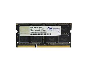 十铨科技低电压DDR3 1600 8G(TED3L8G1600C11-SBK)图片