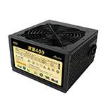 超频三黑马400 电源/超频三