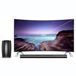 乐视超4 Max65 Curved 工程纪念版 平板电视/乐视