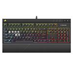 海盗船STRAFE RGB Cherry MX 静音轴机械游戏键盘 键盘/海盗船