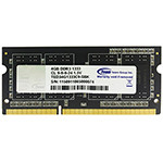 十铨科技4GB DDR3 1333(TED34G1333C9-SBK) 内存/十铨科技