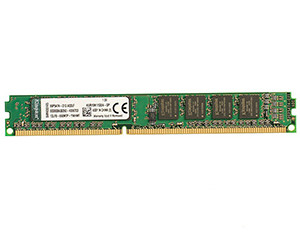 金士顿4GB DDR3 1600(KVR16N11S8/4-SP)图片