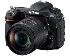 尼康D500套机(24-120mm f/4G)
