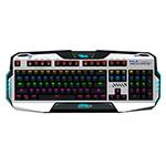 宜博K729背光金属机械键盘 键盘/宜博