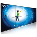 kinzon 55寸5.3mm液晶拼接 大屏幕显示墙/kinzon