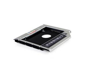 e磊OptiBay-3苹果笔记本MacBook Pro 光驱位硬盘托架 专用型 EL02图片