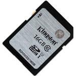 金士顿UHS-I Class10 SD卡(16GB)