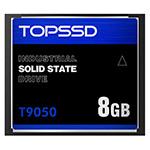 天硕T9050高速工业CF卡(8GB) 闪存卡/天硕