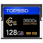 天硕CFast MAX Pro系列 3600X(128GB) 闪存卡/天硕