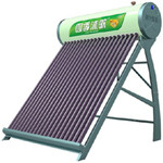 四季沐歌飞龙星24管太阳能热水器 电热水器/四季沐歌