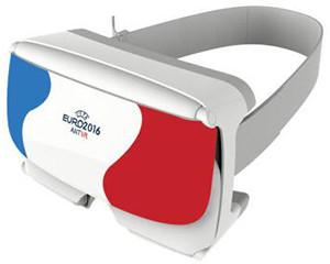 蚁视欧洲杯定制款VR眼镜