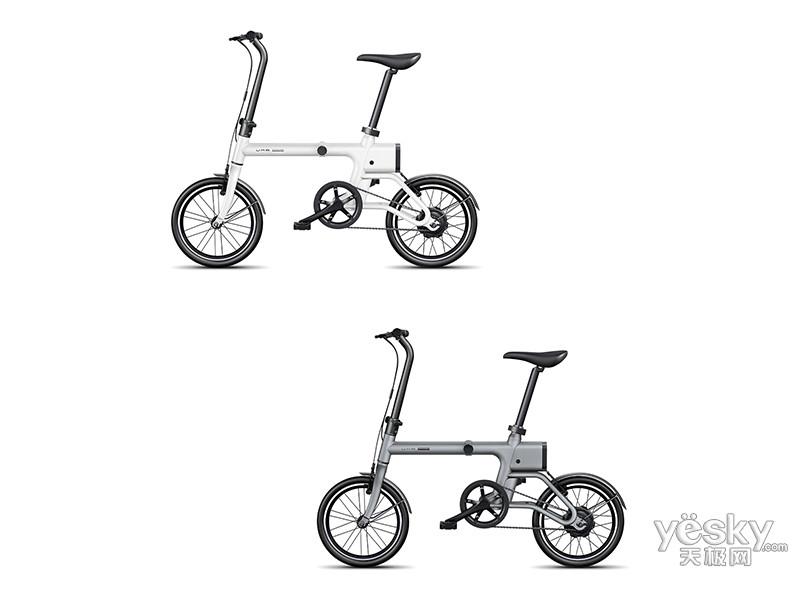 云马mini pro智能折叠电单车