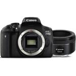 佳能750D套机(50mm STM) 数码相机/佳能