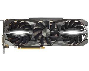 索泰GeForce GTX1080-8GD5X 玩家力量至尊 Light图片