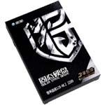 影驰铁甲战将M.2 PCI-E 2280(120GB) 固态硬盘/影驰