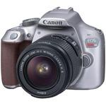 佳能EOS Rebel T6银色版 数码相机/佳能