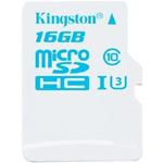 金士顿micro SDHC卡 Class10 UHS-I耐温4K卡(16GB) 闪存卡/金士顿