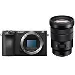 索尼A6500套机(18-105mm G OSS) 数码相机/索尼