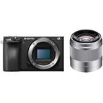 索尼A6500套机(E 50mm OSS) 数码相机/索尼