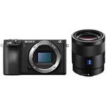 索尼A6500套机(55mm ZA) 数码相机/索尼