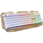 精晟小太阳GX-600铝合金背光游戏键盘 键盘/精晟小太阳