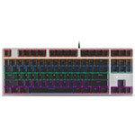 V500S合金版混彩背光游戏机械键盘