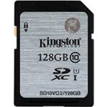 金士顿SDXC卡 Class10 UHS-I (128GB) 闪存卡/金士顿