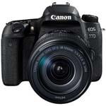 佳能EOS 77D套机(18-135mm IS USM) 数码相机/佳能