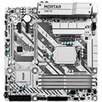 微星B250M MORTAR ARCTIC 主板/微星