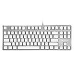 V500S冰晶版背光游戏机械键盘