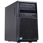 联想System x3100 M5(Xeon E3-1220 v3/2*8GB/1TB) 服务器/联想