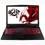 神舟战神T6Ti-X5S极速版 笔记本电脑/神舟
