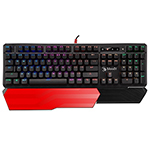血手幽灵B975复活者光轴三代RGB机械键盘