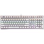 雷柏V700S冰晶版混彩背光游戏机械键盘 键盘/雷柏