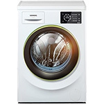 西门子XQG80-WM12L2608W 洗衣机/西门子