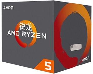 AMD Ryzen 5 1600X图片