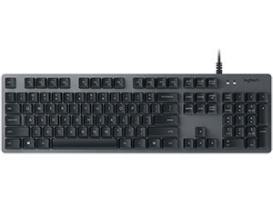罗技K840机械键盘