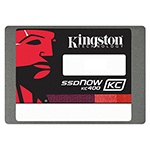 金士顿SSDNow KC400(1TB) 固态硬盘/金士顿