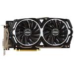 微星GeForce GTX 1060 ARMOR 6G OCV1 显卡/微星