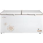 美的BD/BC-568DKEM 冰箱/美的