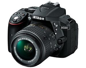 尼康D5300套机(18-55mm VR II)