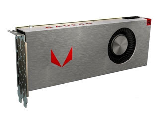 AMD Radeon RX Vega 64水冷版图片