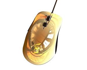 钛度电竞者FUXK定制款游戏鼠标