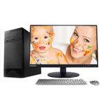 联想H5010(N3700/4GB/500GB/集显) 台式机/联想