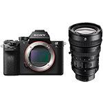 索尼A7RII套机(FE 28-135mm) 数码相机/索尼